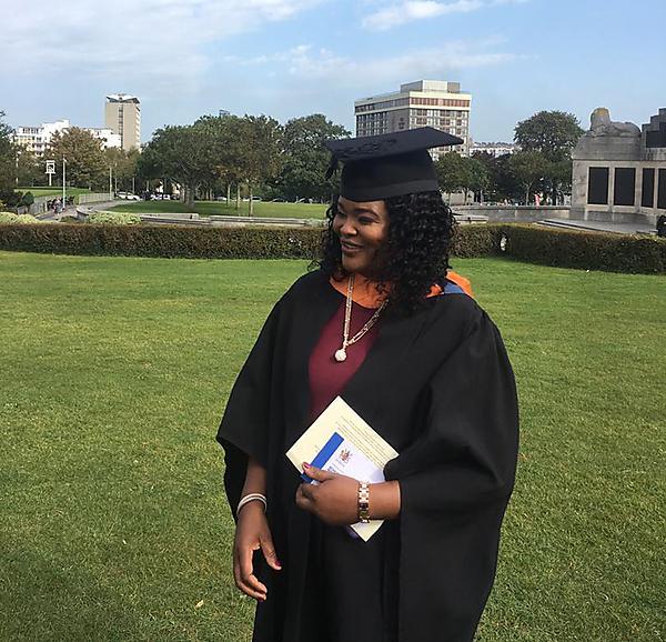 Tracy Mutandwa