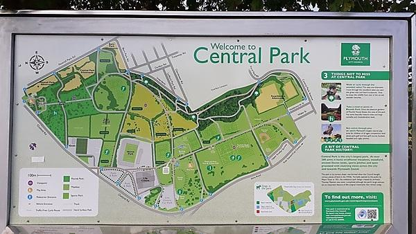 <p>Map of Central Park</p>