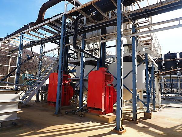 Altilium Metals' MEDET Solvent Extraction-ElectroWinning Plant (SX-EW) in Bulgaria