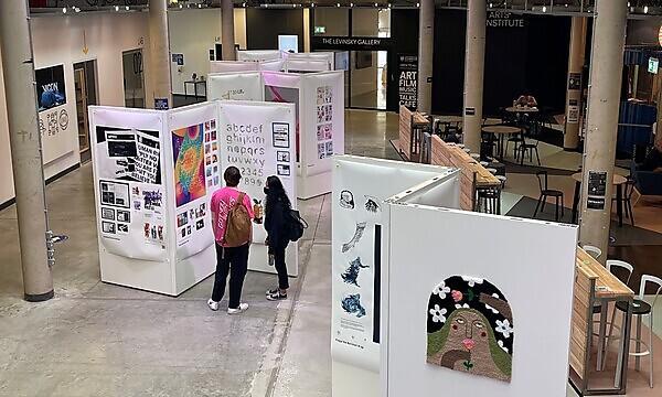 <p>IGNITE 2021 - Crosspoint exhibition</p>