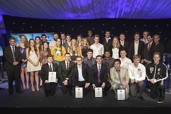 Sporting talent at University of Plymouth