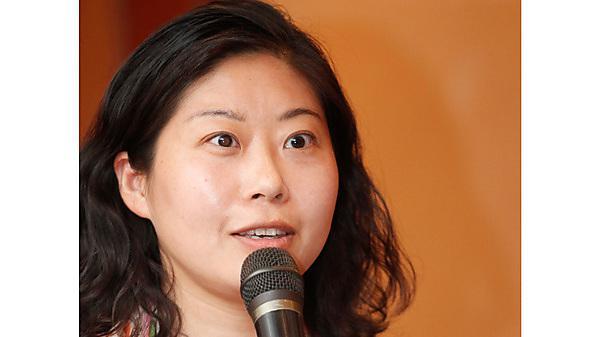 Sarah Liu - MSc International Logistics