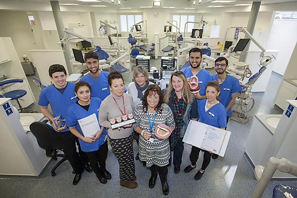Milk teeth matter - family nurses and dental students get their teeth into oral hygiene