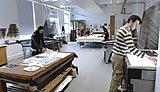 Screen print studios