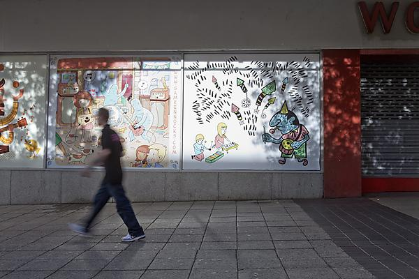 City mural project