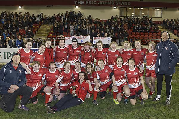 Varsity - Ladies rugby