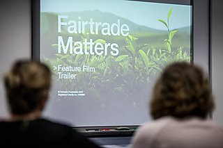 Fairtrade Matters film screening