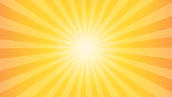 Sunburst courtesy of Shutterstock