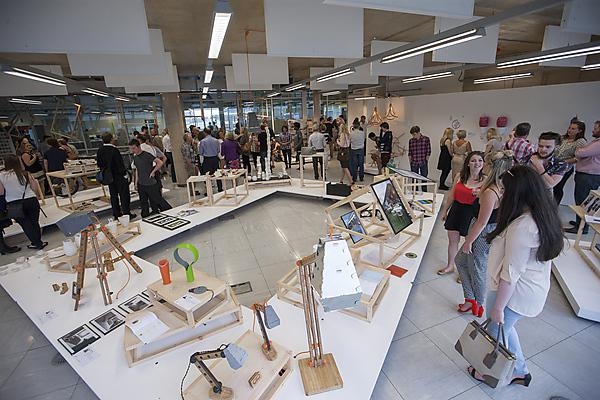 HOT '15 - Art and Design Degree Show