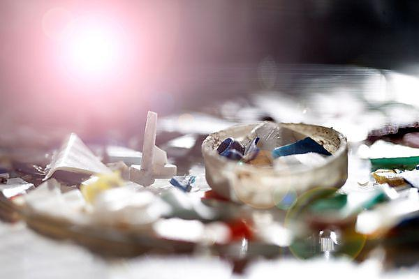 Plastics in the marine environment