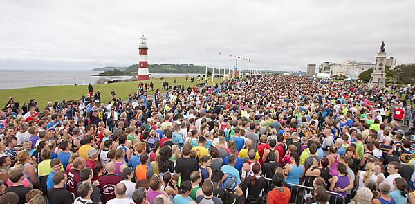 Britain's Ocean City Half Marathon