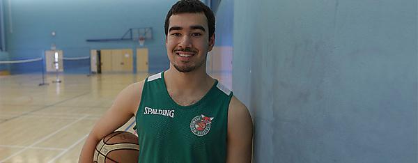Sporting Excellence Scholar: Masud Saeedi