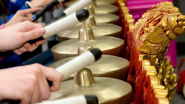 Plymouth University Gamelan Orchestra