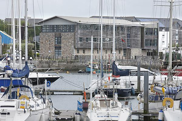 Mast House, Sutton Harbour