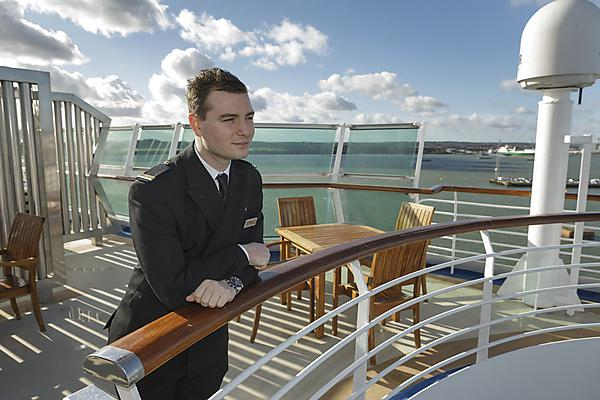 Matt Kemp BSc (Hons) Cruise Management