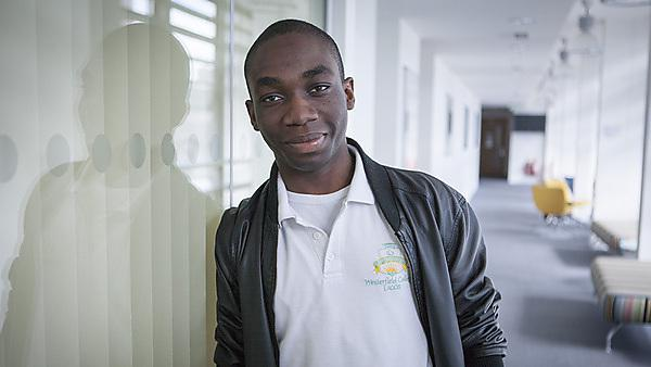 International student profile: Joseph Udo
