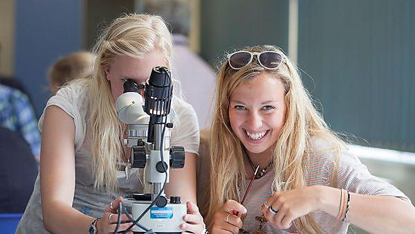 Girls encouraged to consider careers in geoscience
