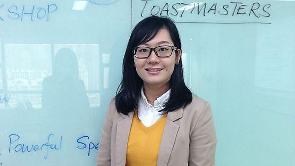 Tania Xin Tang BSc (Hons) Environmental Science and MSc Environmental Consultancy graduate