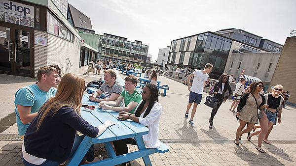 Student societies within the Faculty of Business