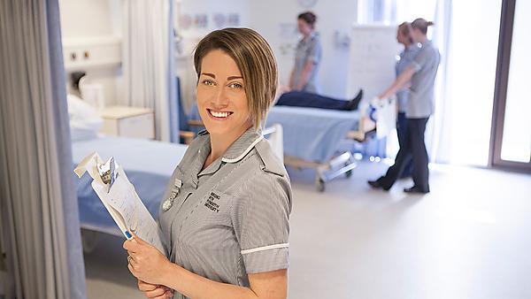 Adult Nursing student