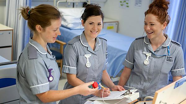 Degree Apprentices: Adult Nursing (Exeter) 2018–2019