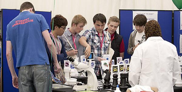 Science and Technology showcase