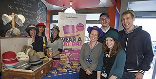 :: Wear A Hat Day for Brain Tumour Research