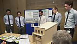 Architectural engineering with the University of Plymouth