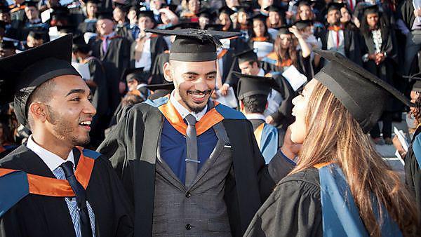 GSM graduation