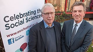 Professors Colin Rallings and Michael Thrasher