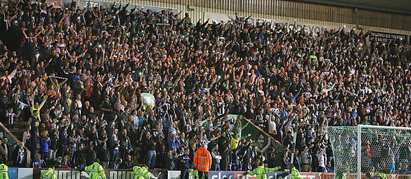 Argyle Crowd