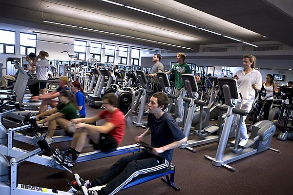 gym - Nancy Astor Sports Centre