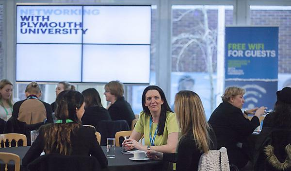 Launch of Plymouth University's Women's Network