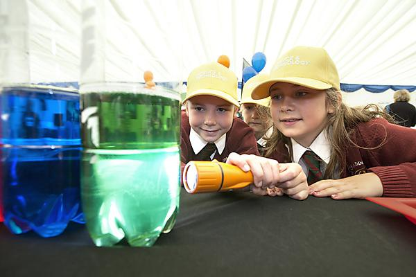 Science & Technology Showcase: Schools event