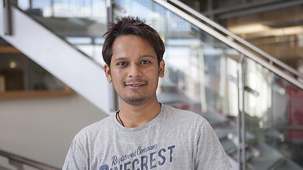 International student profile - Suresh Vishnoi