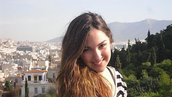 International Student Profile - Popi Vlachou