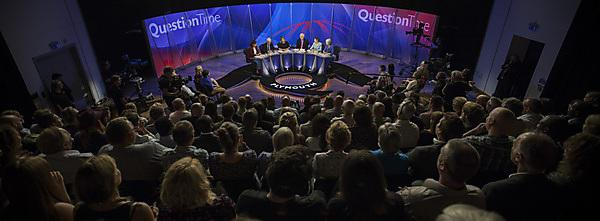 Question Time comes to University of Plymouth
