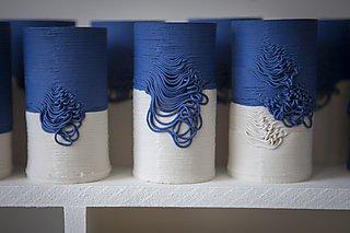 Ceramics by 3D Design student Kirsty Lloyd