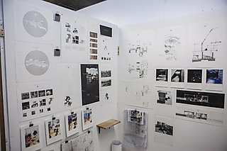 Work by Architecture student Thomas Wakelam