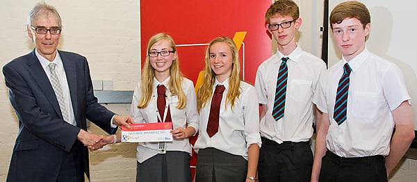 Schools bid to be national maths champions