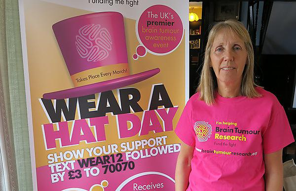 Susan Turnock, new South West regional fundraiser for Brain Tumour Research