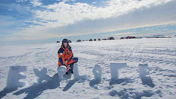 From university to the South Pole with Henry Evans