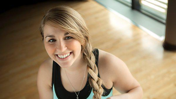 Abigail Jackson - MRes Dance graduate