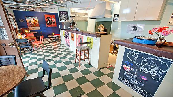 Chez Paulette Coffee House