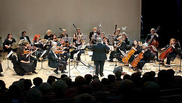 English String Renaissance: Ten Tors Orchestra