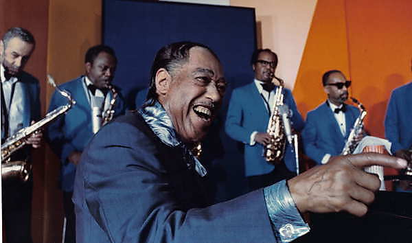 """Duke Ellington Aventure du Jazz"" by Louis Panassié - Own work. Licensed under CC BY-SA 3.0 via Wikimedia Commons"