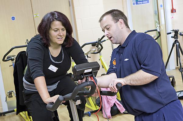 Patient volunteers needed for GP exercise referral study