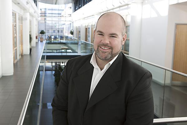 Christian Burden, Director of Development at Plymouth University