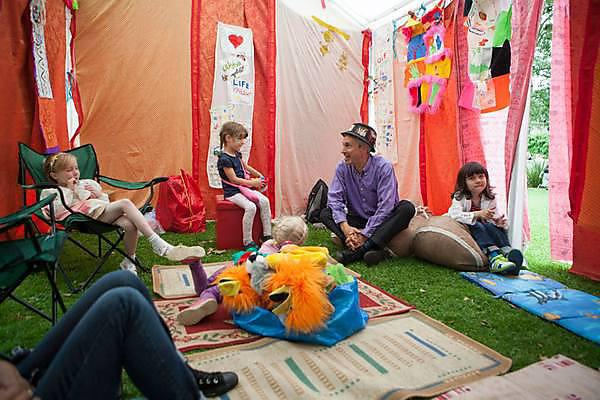 Big Festival Weekend - Storytelling in Drake's Place