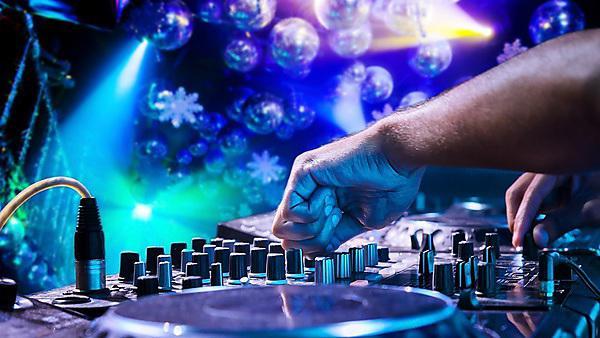 DJ mixing music [shutterstock_151599164]